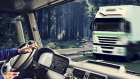 Řidič kamiónu to nemá jednoduché, musí se umět domluvit i ve Španělsku nebo Německu