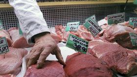 Kauza hovězího masa z nemocných a umírajících krav se rozhořela v Polsku, maso doputovalo i do Česka