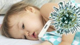 Nemocnost akutními infekcemi dýchacích cest včetně chřipky v Česku dosáhla tento týden úrovně epidemie, za týden přibylo pacientů téměř o pětinu (ilustrační foto)