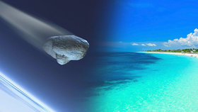 Oblast západní Kuby nejspíše zasáhl meteorit, tvrdí národní meteorologická služba USA. Zatím nejsou zprávy o mrtvých nebo zraněných (2.2.2018).