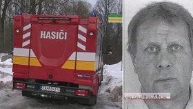 Po nezvěstném Ivanovi pátrali dobrovolní hasiči i obyvatelé města.