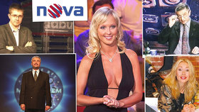 Pamatujete oblíbené pořady TV Nova?
