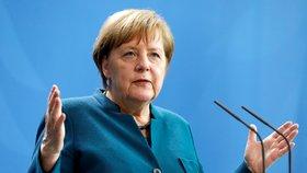 Teroristická organizace Islámský stát (ISIS) ještě zdaleka nebyla poražena, ačkoliv ztratila téměř veškeré území, které před několika lety v Sýrii a v Iráku ovládala. Uvedla to dnes kancléřka Angela Merkelová.