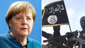 Teroristická organizace Islámský stát (ISIS) ještě zdaleka nebyla poražena, ačkoliv ztratila téměř veškeré území, které před několika lety v Sýrii a v Iráku ovládala. Uvedla to kancléřka Angela Merkelová.