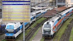 České dráhy využívají lízátka při propagaci. (Ilustrační foto)
