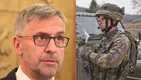 Ministr obrany Lubomír Metnar (za ANO) zmínil, kdy se Češi stáhnou z Afghánistánu