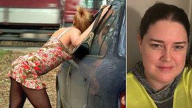 Zdravotní sestra Lou Cahillová navrhuje dekriminalizovat prostituci.