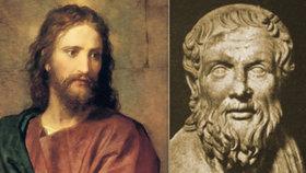 Existoval Ježíš Kristus, nebo to byl ve skutečnosti řecký filozof?