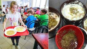 Kolik jídla se vyhodí každý rok ve školách?