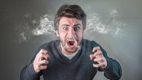 Víte, jak zvládat svůj vztek?