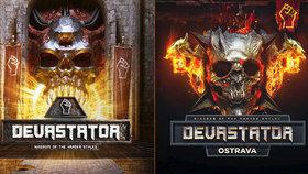 Devastator Hall se bude konat v Praze i Ostravě.