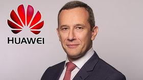 Radoslaw Kedzia -  generální ředitel Huawei pro Českou republiku