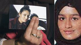 Šamima Begumová, která se dvěma kamarádkami v roce 2015 utekla do Sýrie, se chce vrátit domů do Velké Británie.