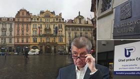 Majetkový úřad navrhl prodat v Praze 33 úředních budov