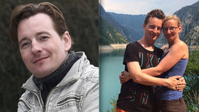 Imitátor Petr Jablonský je životní smolař: Snoubenka mu utekla za sousedem