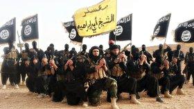 Islámský stát, zde na svém propagačním snímku, pomalu, ale jistě, ztrácí na síle, v severovýchodní Sýrii brání svou poslední baštu.