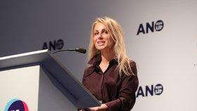 Dita Charanzová shrnula na volebním sněmu dosavadní práci v Erovropském parlamentu, kam bude opět kandidovat. (17. 2. 2019)