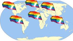 Jak jsou na tom práva homosexuálů po celém světě?