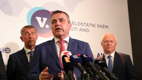 Petr Vokřál odešel nečekaně z hnutí ANO. Andrej Babiš ho chtěl přitom za ministra. Měl být i lídrem v krajských volbách v Jihomoravském kraji.