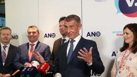 Andrej Babiš se kasal na tiskové konferenci úspěchy, pro které si ho prý budou lidé pamatovat. (17. 2. 2019)