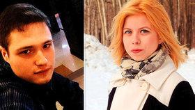 Oleg Myšadajev přítelkyni nejprve ukousl nos. Po roce ji už zabil