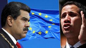 Delegaci europoslanců nevpustili do Venezuely, jeli za Guaidóem