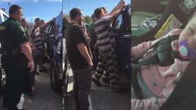 Do záchranné operace se zapojilo pět vězňů
