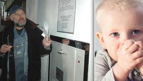 Devítiměsíčního Vojtíška z babyboxu vrátí matce? Dítě do schránky nedala ona!