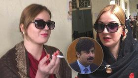 Tereza už cigarety kouřit nesmí.