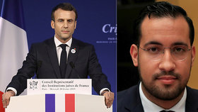 """Macronův bývalý """"blízký"""" spolupracovník čelí obvinění z křivé přísahy, (21.02.2019)."""