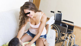 Sexuální asistentka Katka (37): Někteří handicapovaní si nás pletou s prostitutkami (ilustrační foto)