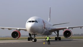 Airbus A330 společnosti ČSA