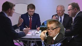 U Moravce se řešila drahá data, Kupka (ODS) vytýkal Babišovy nesplněné sliby, podle Faltýnka premiér na odstranění problému pracuje