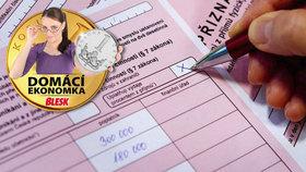Nezapomeňte podat daňové příznání včas!