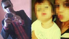 Máma údajně nedokázala svého syna před řáděním druha ochránit.