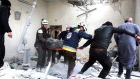 Boje o poslední baštu Islámského státu v Sýrii vrcholí.