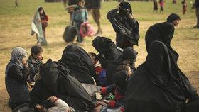 Manželky a děti džihádistů