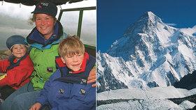 Horolezkyně zemřela na K2. Její syn se pohřešuje v Himalájích