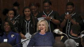 Hillary Clintonová oznámila, že nebude kandidovat na prezidentku ve volbách v roce 2020, (5.03.2019).