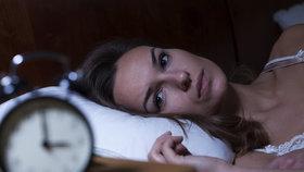 Nedostatek spánku představuje vážný zdravotní problém (ilustrační foto)