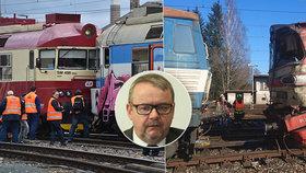 Další srážka vlaků: Mají se cestující bát?