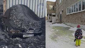 Toxický sníh děsí vědce: Černý či zelený sníh znamená pro planetu zkázu, tvrdí