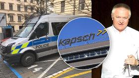 Jaroslav Faltýnek měl podle policie fungovat jako prostředník mezi firmou Kapsch a Antimonopolním úřadem, který řešil spor se státem ohledně tendru na nového provozovatele mýta. V kauze šéf poslanců za ANO figuruje jako svědek.