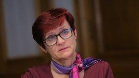 Generální ředitelka Finanční správy Taťjana Richterová