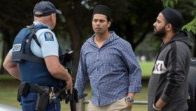 Útočníci v mešitách na Novém Zélandě zabili mnoho lidí (15. 3. 2019)