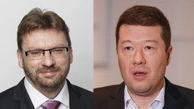 Poslance Lubomír Volný oznámil konec v SPD, hnutí vede Tomio Okamura. (15. 3. 2019)