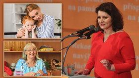 Ministryně práce a sociálních věcí Jana Maláčová (ČSSD) udělala radost seniorům. Mladým maminkám už méně
