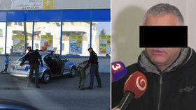 Zatčen byl šéf městské policie (vlevo  ilustrační foto).