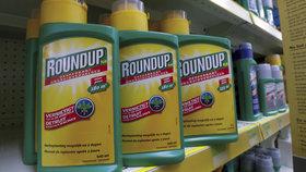 RoundUp je nejprodávanější a nejpoužívanější herbicid na světě