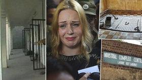 Pašeračku Terezu převezli do nového vězení: Znásilnění a strach z HIV